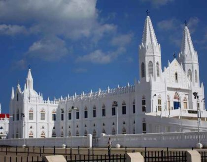 Velankani church-a divine abode